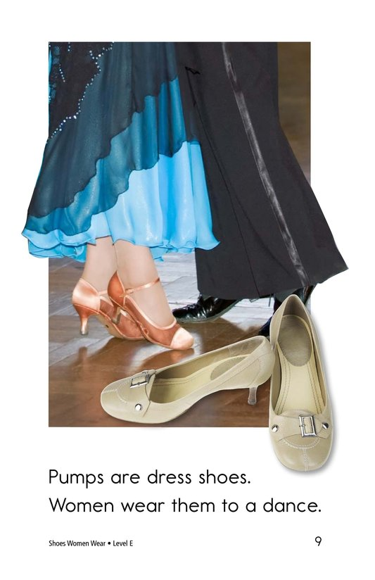 Book Preview For Shoes Women Wear Page 9