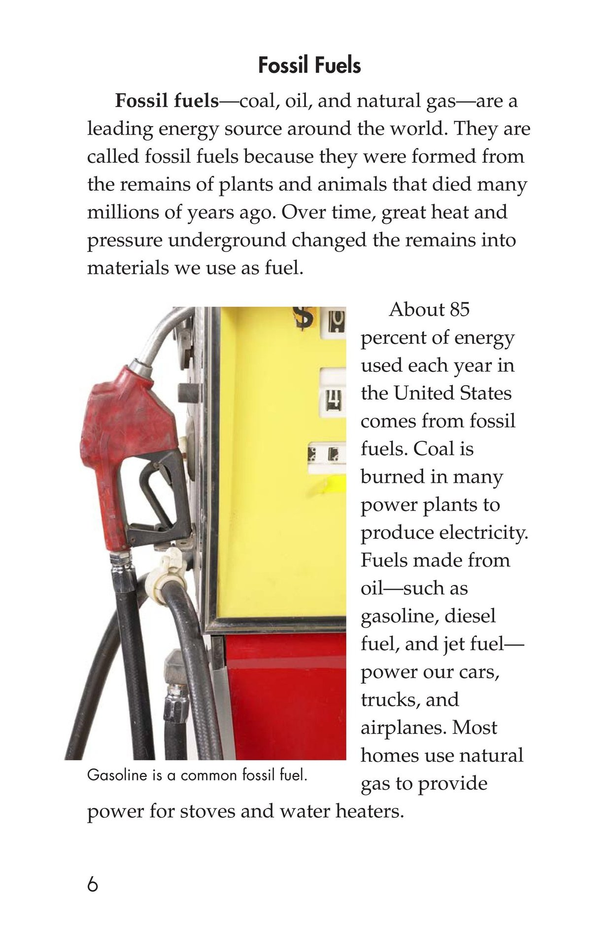 Book Preview For Energy Sources: The Pros and Cons Page 6