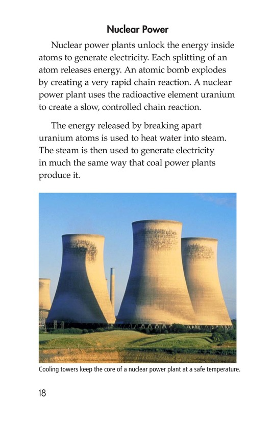 Book Preview For Energy Sources: The Pros and Cons Page 18