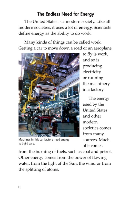 Book Preview For Energy Sources: The Pros and Cons Page 4