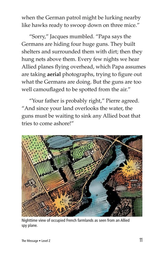 Book Preview For The Message Page 11