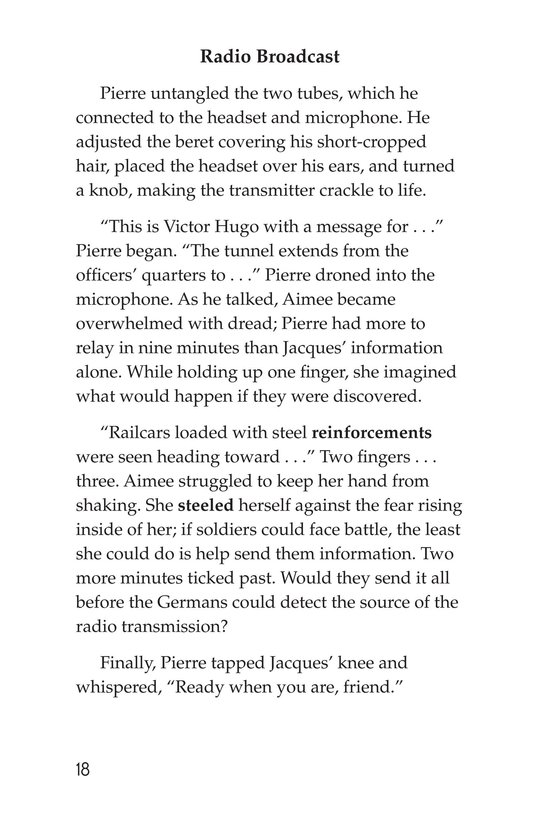 Book Preview For The Message Page 18