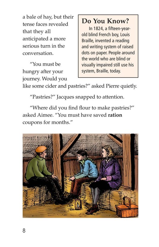 Book Preview For The Message Page 8