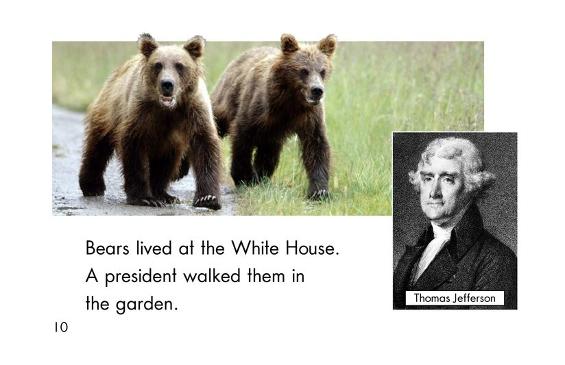 Book Preview For Weird White House Pets Page 10