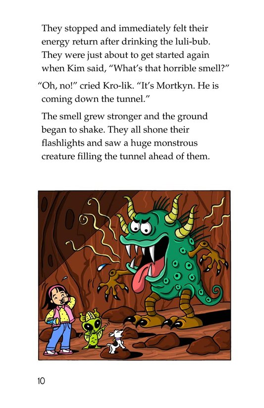 Book Preview For Tommy Goes to Mars (Part 2) Page 10