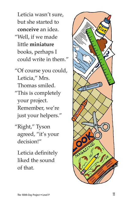 Book Preview For The 100th Day Project Page 11