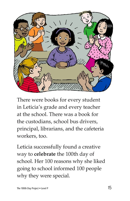 Book Preview For The 100th Day Project Page 15