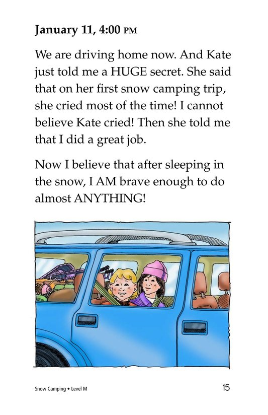 Book Preview For Snow Camping Page 15